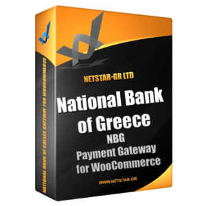 Woocommerce NBG Payment Gateway