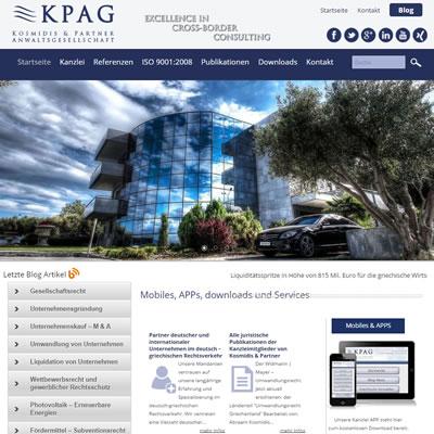 KPAG Kosmidis & Partner Anwaltsgesellschaft
