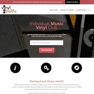 Vinyl Traffic