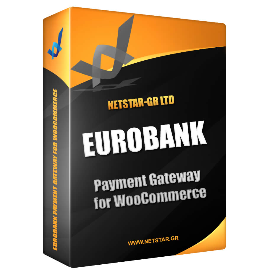 WooCommerce Eurobank Payment Gateway