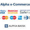 Alpha Bank Icons