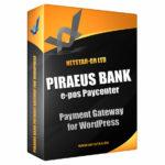 WordPress Custom Piraeus Bank