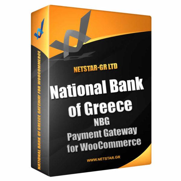 Woocommerce NBG Payment Gateway
