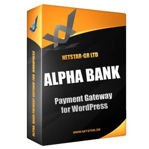 WordPress Alpha Bank